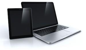 Tablet x Notebook