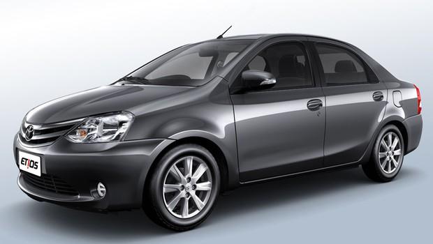 Etios Sedan 2017