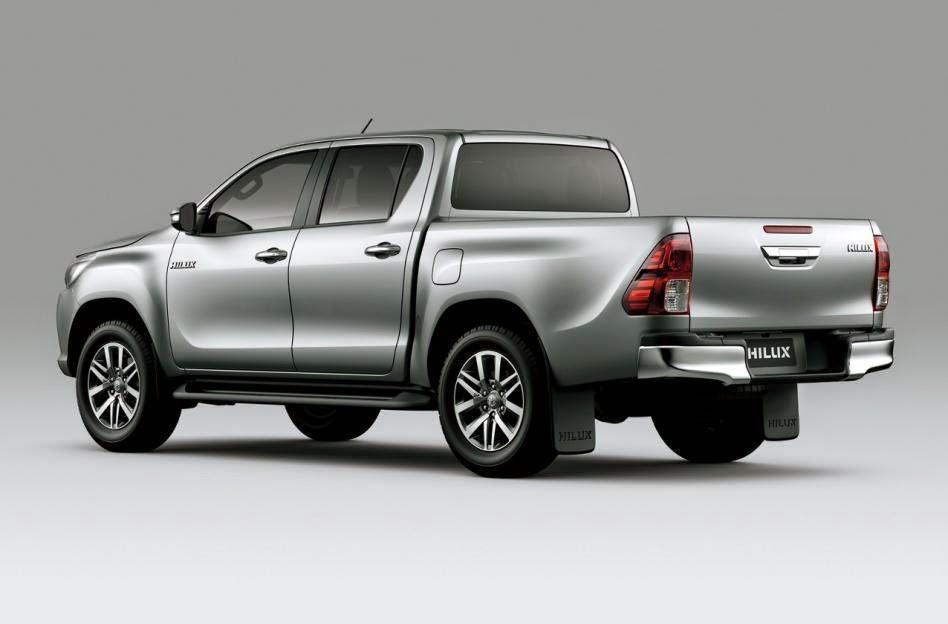 Toyota Hilux 8ª geração
