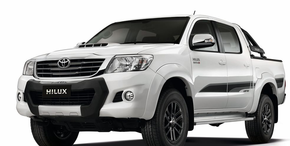 Toyota Hilux Limited Edition