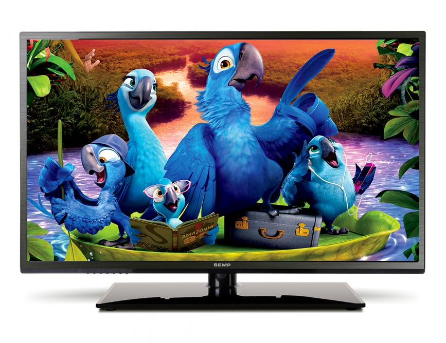 TV Semp Toshiba DL3277I