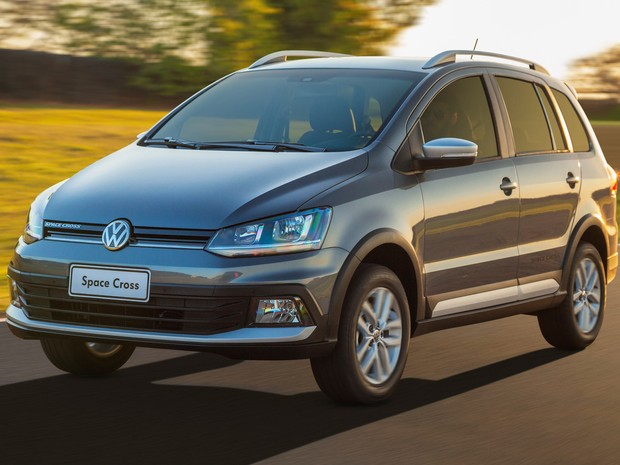 Volkswagen Space Cross