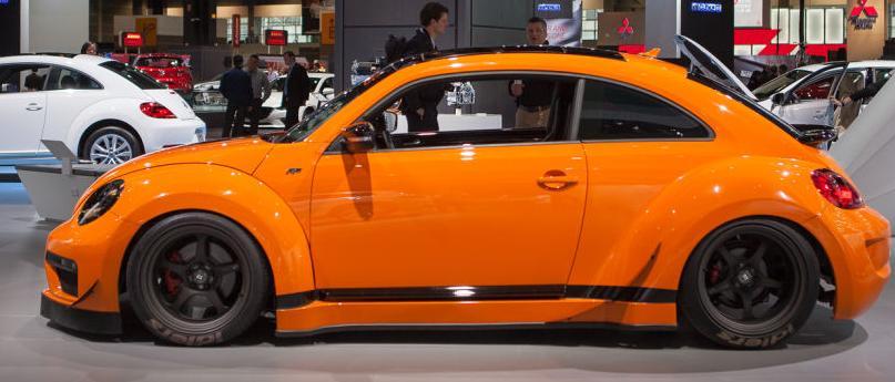Volkswagen Eneos RWB Beetle