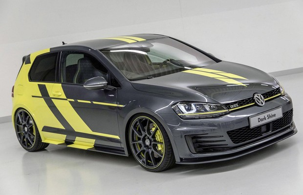 Volkswagen Golf GTI Dark Shine