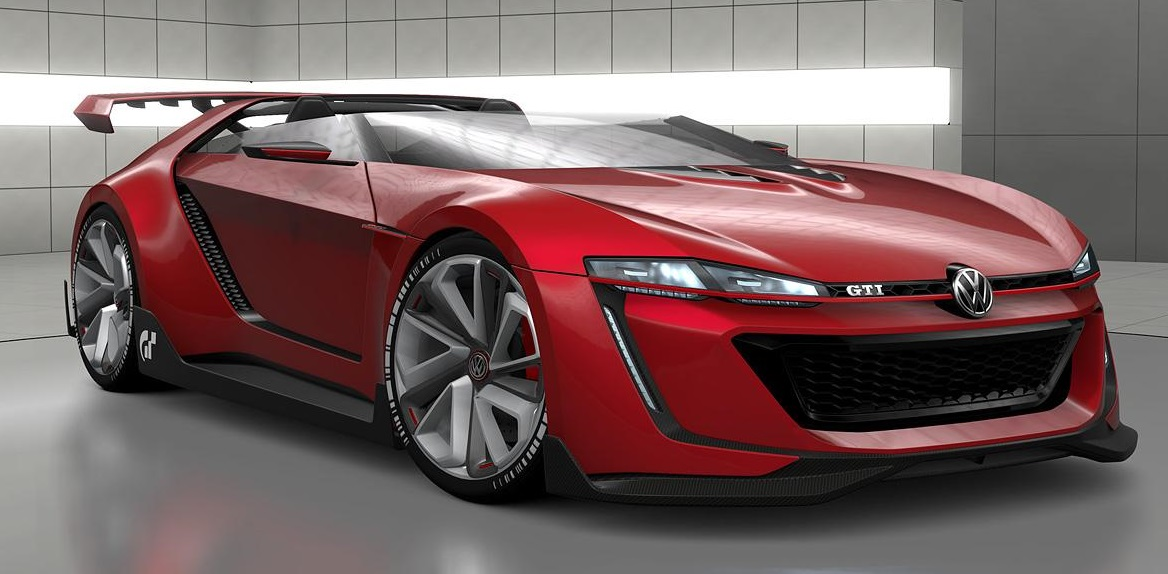 Volkswagen Golf GTI Roadster