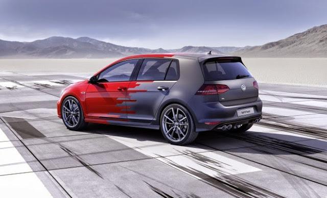 Volkswagen Golf reestilizado