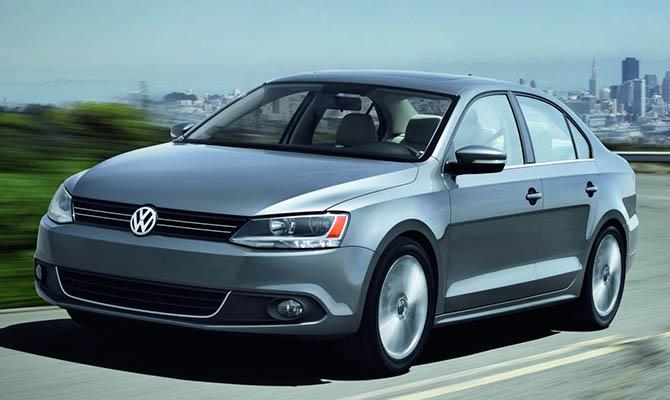 Volkswagen Jetta no Brasil