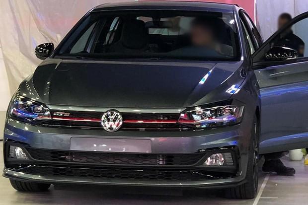 Volkswagen Polo GTS 2019