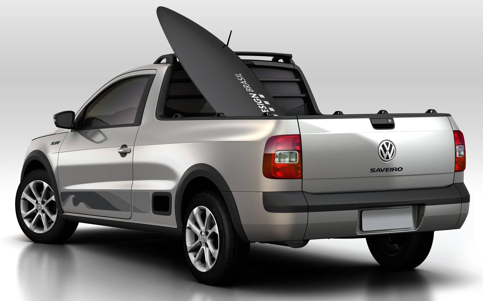 Volkswagen Saveiro Surf 2015