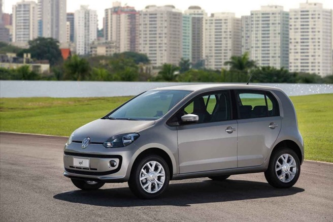 Volkswagen Up! 2015