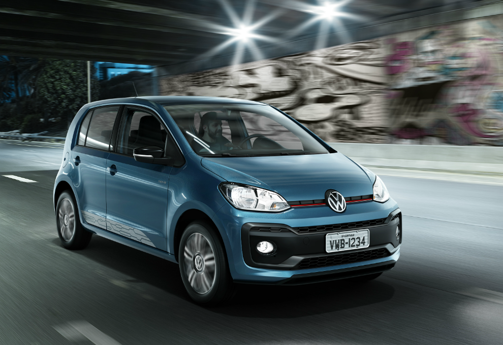 Volkswagen Up 2018