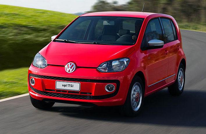 Volkswagen Up TSI
