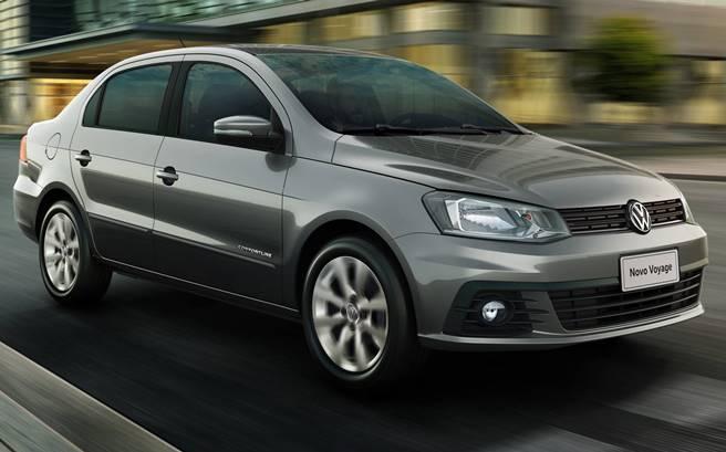 Volkswagen Voyage 2018