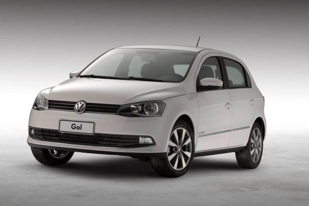 VW Gol 2014