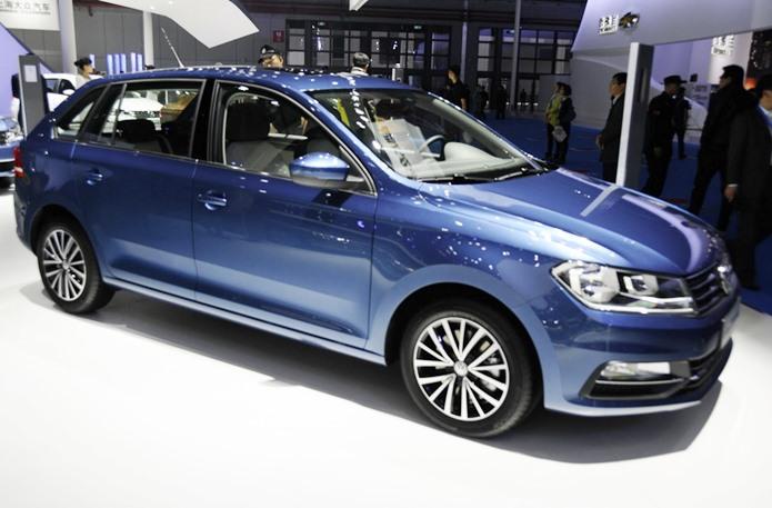 VW Gran Santana