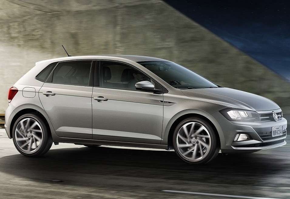 VW Polo Highline 200 TSI 2018