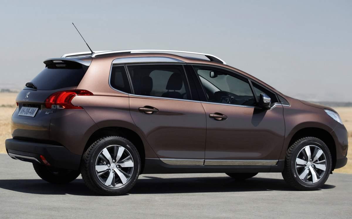 Novo Peugeot 2008