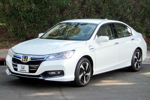 Honda Accord Hybrid 2014