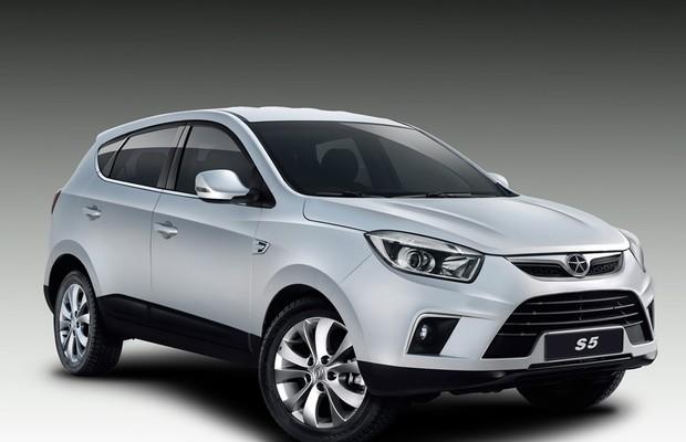 Jac lança novo SUV compacto T6