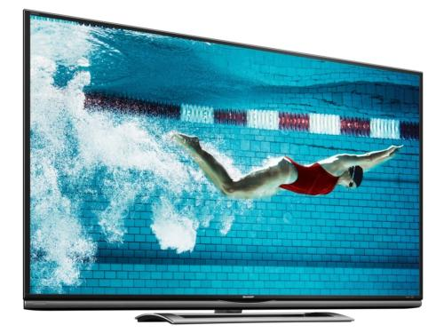 Sharp Aquos Ultra LED HDTV
