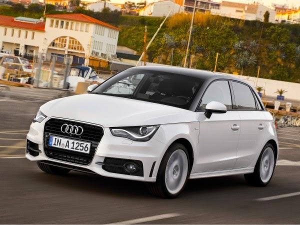 Audi A1 Kult 2014