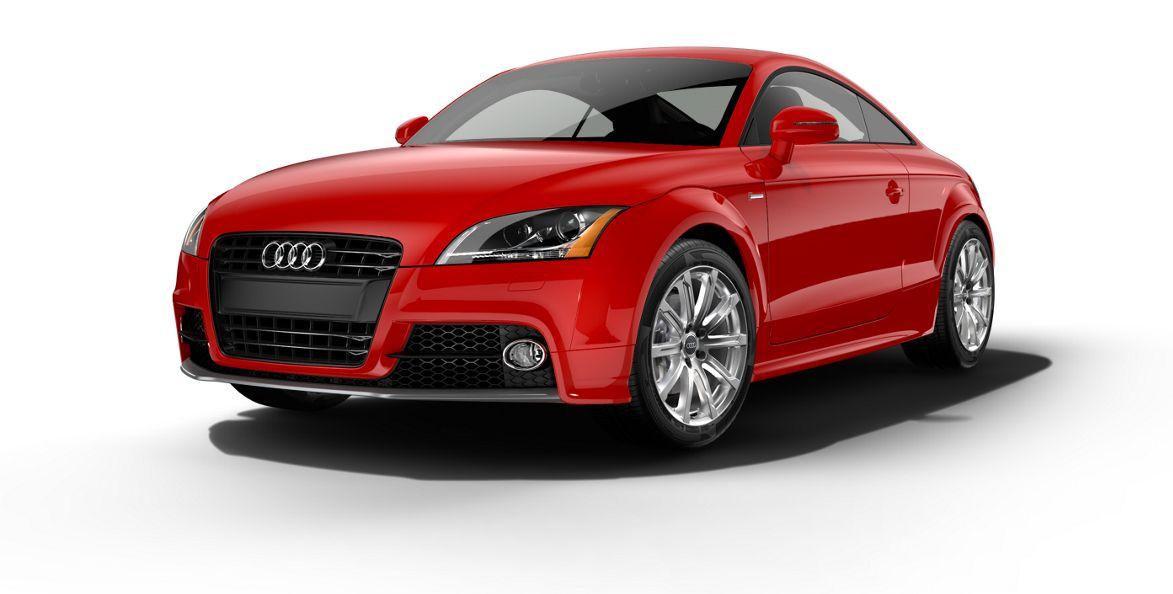 Audi TT Coup?