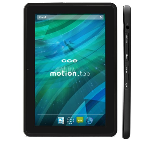 CCE Motion Tab TD72G