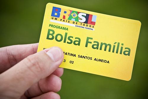 Programa Bolsa Família jpa está em andamento