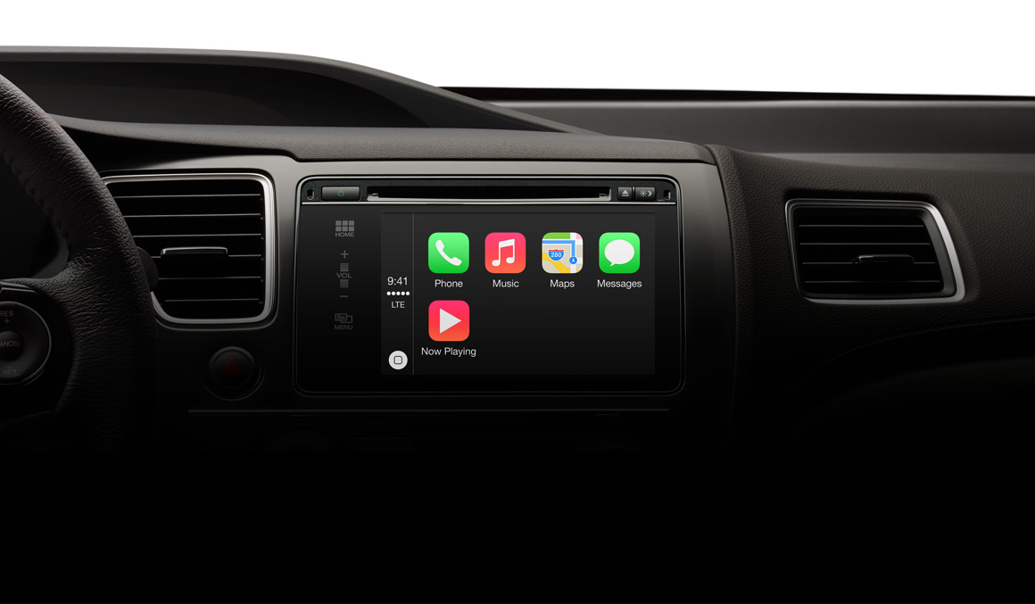 CarPlay da Apple