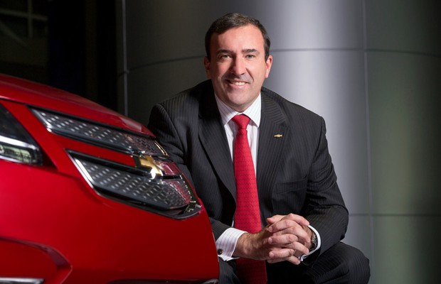 Alan Batey: novo chefe global da Chevrolet