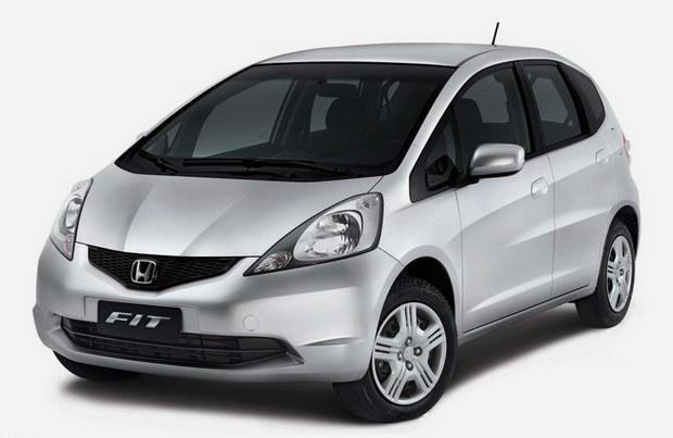 Honda Fit CX