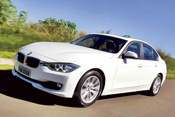Nova BMW 320i 2014