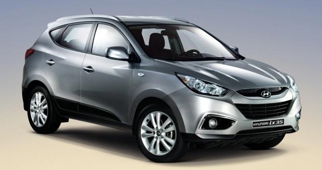 Hyundai SUV ix35