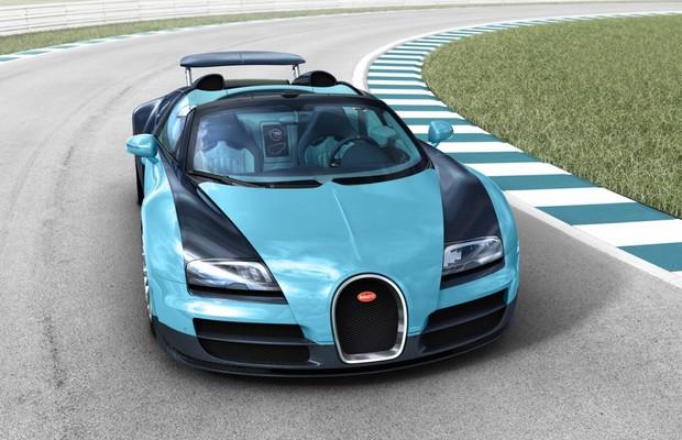 Veyron Grand Sport Vitesse Jean Bugatti