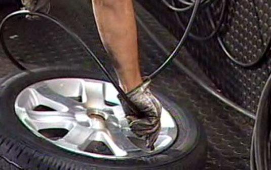 Manuten??o pneus