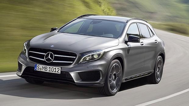 Novo Mercedes-Benz GLA