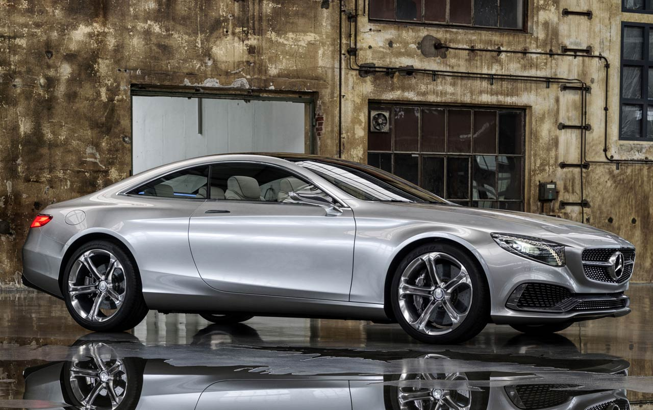 Mercedes-Benz Classe S Coup?