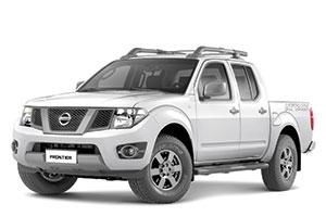 Nova Nissan Frontier 2014