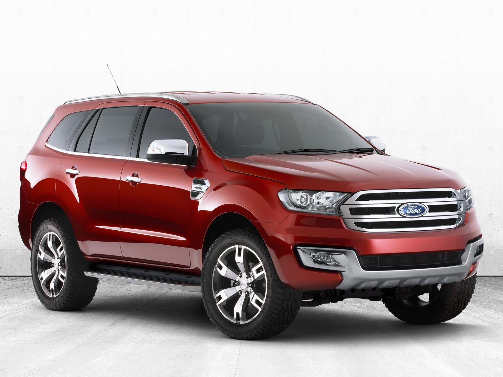 Novo Ford Everest