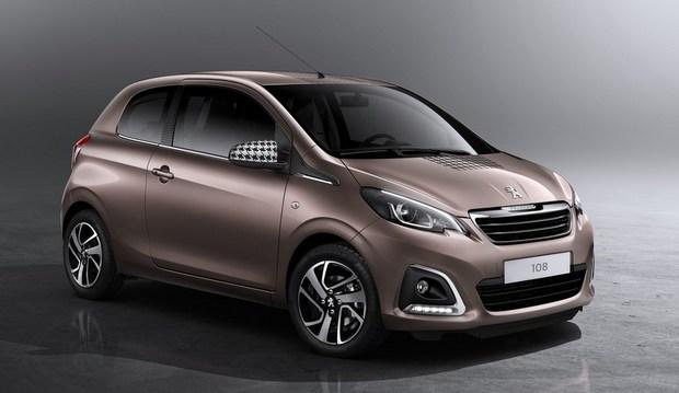 Novo Peugeot 108