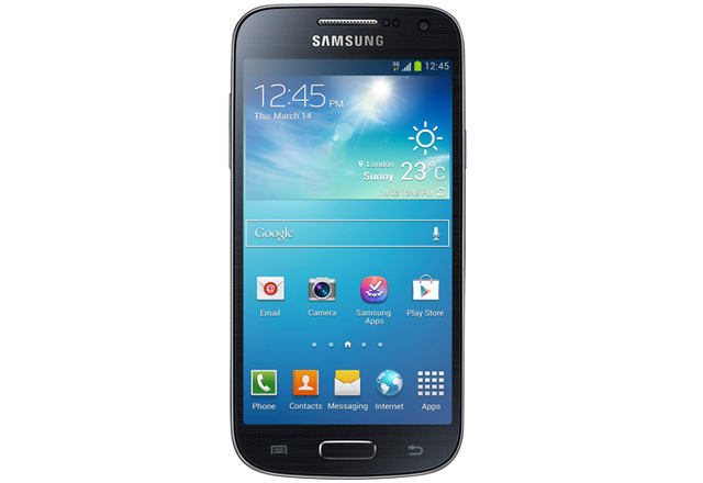 Galaxy S4 Mini Azul