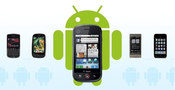Smartphones com Android