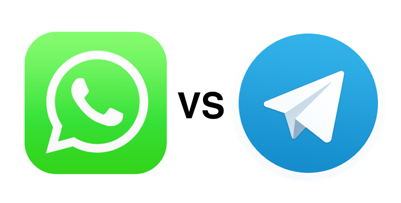 WhatsApp e Telegram