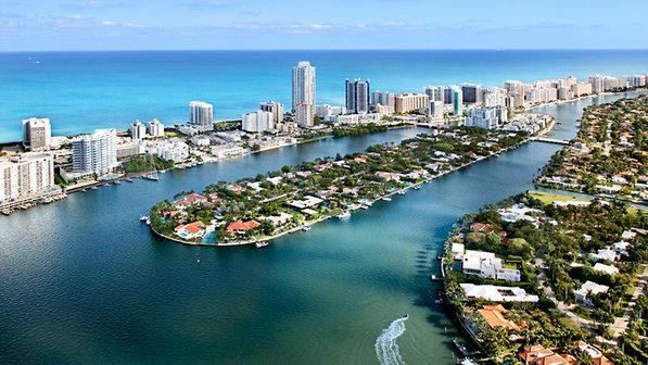 Apartamentos em Miami
