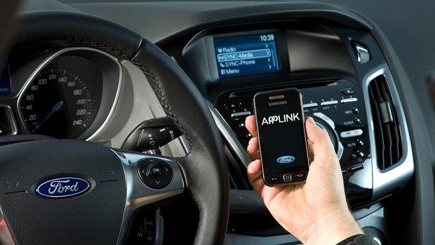Apps da Ford