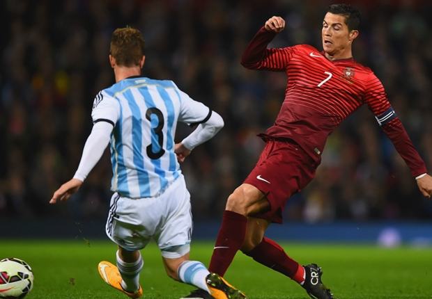 Argentina x Portugal