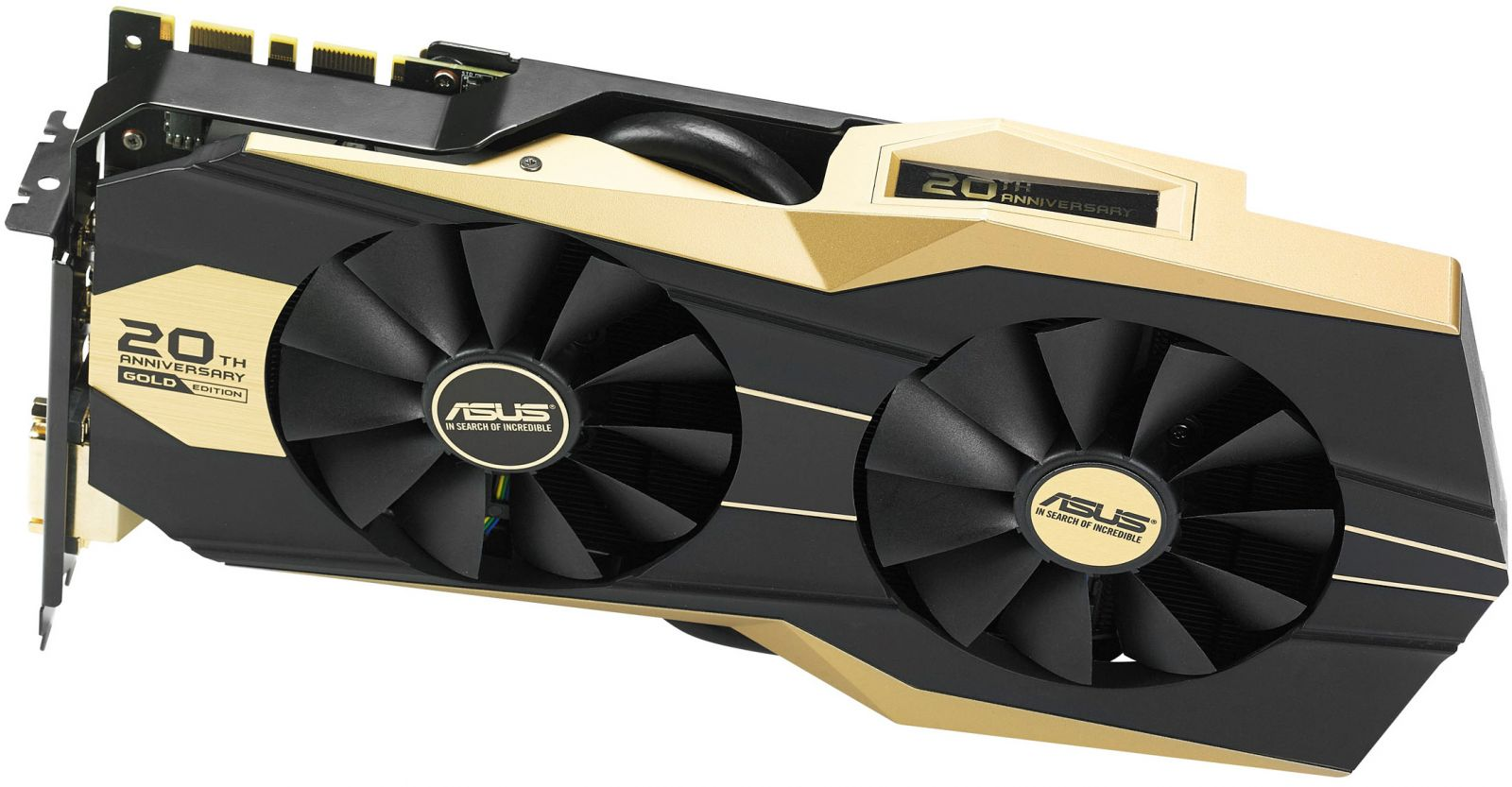 Asus GeForce GTX 980 20th Anniversary Edition