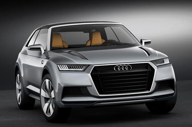 Audi Q9