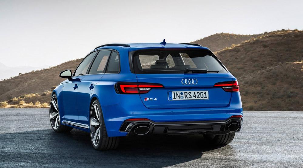 Audi RS 4 2019