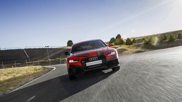 Audi RS7 Robby
